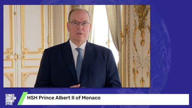HSH Prince Albert II of Monaco