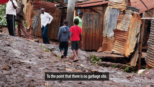 Youth and Climate Action from Slums of Kibera, Nairobi<br>Slum Dwellers International