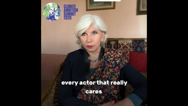 Laurence Tubiana's Call to Action
