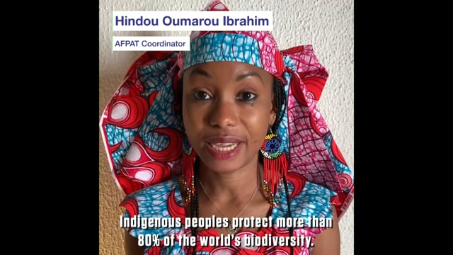 Hindou Ibrahim's Call to Action