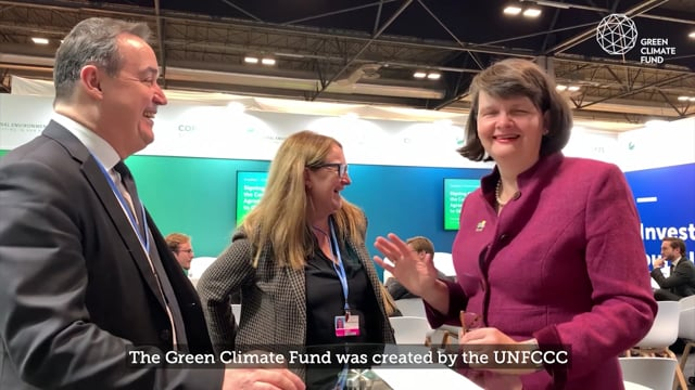 Climate Action Cannot Wait.<br>Green Climate Fund